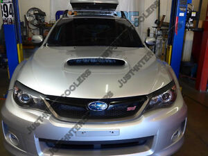 Top Mount Intercooler Y Pipe Kit For 2007 2011 Subaru Impreza Wrx Sti Only