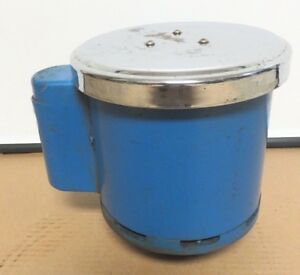 Tornado Glazer 1500 High Speed Floor Buffer_motor Only W 4 Puly