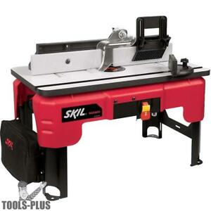 Skil Ras800 24 in X 14 in Router Shaper Table New