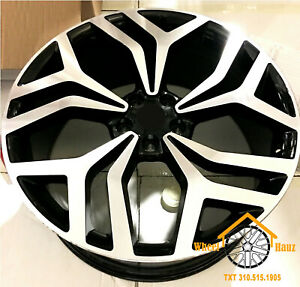 22 Wheels For Range Rover Sport Edition Rims Land Hse Supercharged