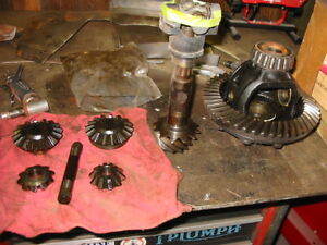 Sunbeam Tiger Gear Set 411 Dana 44 Ring And Pinion Carrier Ford Thunderbird