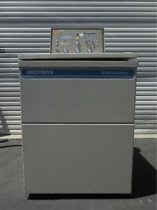 Beckman Coulter J2 hs High Speed Refrigerated Centrifuge 500 To 24000 Rpm