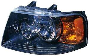 For 2003 2004 2005 2006 Ford Expedition Headlight Headlamp Driver Side