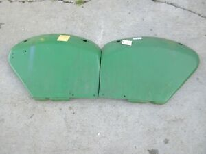 John Deere 1020 1520 2020 2030 2040 2440 2630 820 830 Set Of Fenders