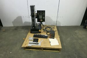 2002 Instron Model 442 Compression Tensile Tester