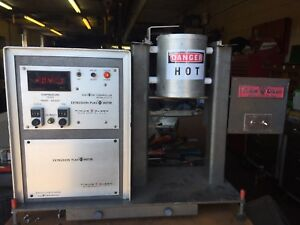 Tinius Olsen Extrusion Plastometer Digiset Controller Model Ue 4 78