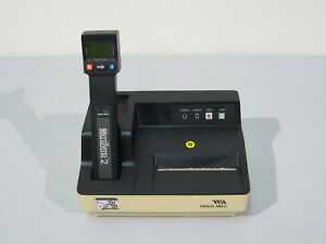 Welch Allyn Microtymp 2 With Printer Charger New Battery Tested Working