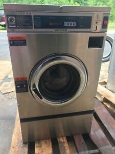 Dexter Wcad18 Washer 1 3ph Coin Commercial Laundry Speed Queen Huebsch Laundroma