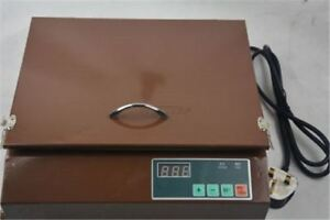 Pcb With Drawer Uv Exposure Unit Brand New For Hot Foil Pad Printing Wl