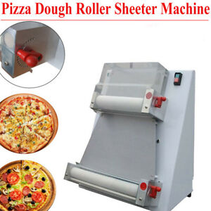 370w Automatic Pizza Dough Roller Sheeter Machine pizza Making Machine 0 5 5 5mm
