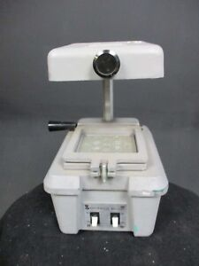 Patterson Vacuum Former Lab Dental Vacuum Former For Mouth Guard Thermoforming