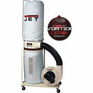 Jet Dust Collector Model Dc 1100vx bk