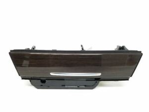 Bmw F01 740 750 Console Ash Tray Cigarette Lighter Wood Trim Cover 9119317 Oem