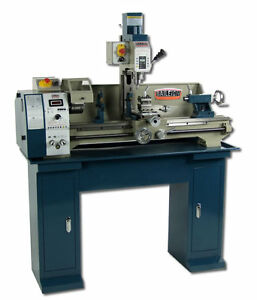 Baileigh Mld 1030 Combination Mill Drill Press Lathe Free Shipping