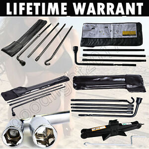 Emergency Car Safety Kit Auto Survival Tools Aid Roadside Rescue Assistance Bag