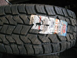 Brand New Tire 265 60r18 Big O bigfoot M s Label Still Attached