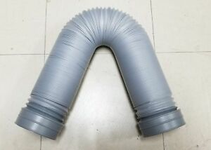 Flexible Cold Air Intake Duct Pipe Induction Ducting Hose 100mm 4 2 Meter
