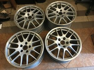 20 Porsche Turbo Panamera Rs Spyder Rims Wheels Oem Genuine Bbs Stock Track