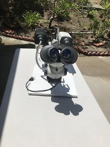 Vision Engineering Alpha Stereo Zoom Microscope
