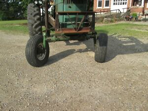 John Deere 2510 2520 3010 3020 4000 4010 4020 Front Axle Good Used Ar44331
