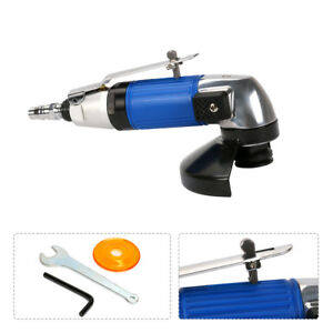 4 100mm Pneumatic Air Angle Grinder For Cutting Grinding Cleaning Hand Tool New