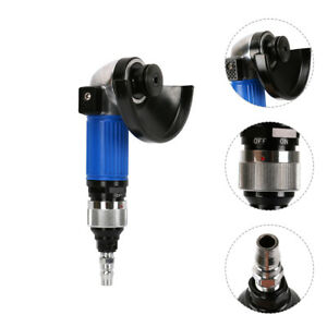 4 Air Angle Grinder Knob Switch Pneumatic Tool For Cutting Grinding 12000 Rpm