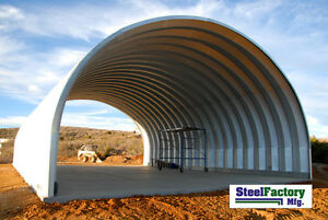 Steel Factory Mfg S20x40x14 Prefab Metal Arch Cover Storage Building Car Shelter