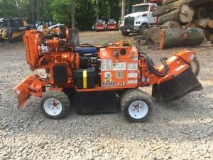 2013 Bandit 2550xp Stump Grinder 2161