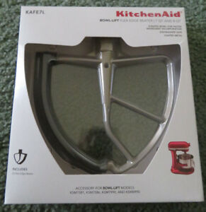 Kitchenaid Flex Edge Beater For 7 And 8 qt Mixers