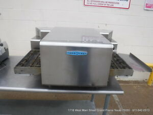 Turbo Chef Hcs1618 Electric High Speed Conveyor Deli Pizza Oven Year 2016