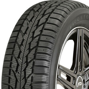 2 New 215 70r15 98s Firestone Winterforce 2 215 70 15 Snow Tires