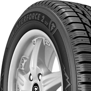 1 New P245 65r17 105s Firestone Winterforce 2 Uv 245 65 17 Snow Tire