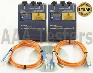 Fluke Dtx mfm Mm Fiber Modules 4 Dtx 1200 Dtx 1800 Dtx