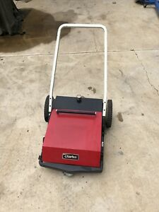 Clarke Industrial Floor Sweeper