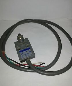 Honeywell Micro switch Limit 914ce16 3 Rotary No Lever General Purpose