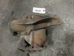 John Deere Early Us Unstyled D Air Cleaner