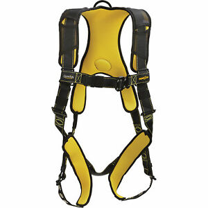Guardian Fall Protection Cyclone Harness M l
