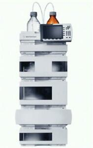 Agilent 1200 Series Hplc System Complete With Chemstation Software