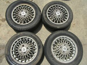 Porsche 924 Honeycomb 15 Inch Used Alloy Wheel Set The Ultimate