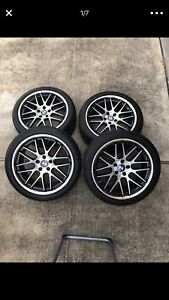 Bmw Wheels And Tires 19 Inch