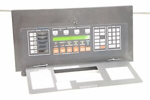 Simplex Time Recorder 4120 8010 Interface Lcd Display Panel Fire Alarm