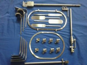 Bookwalter Retractor System bookwalter retractor System Surgical Instruments