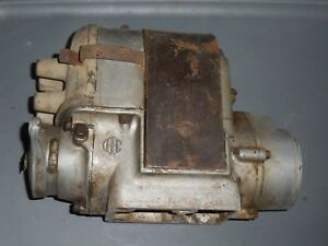 Vintage Collectible International Harvester Tractor Magneto F4965737