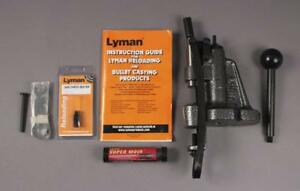 Lyman Sizer Ammo Reload Kit Lot 330