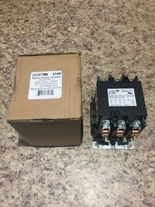Mars Contactor 61481 42fe35af106 75a 3 Phase 120 Vac Coil New