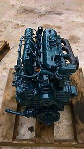 New Holland Kubota Diesel Engine Used