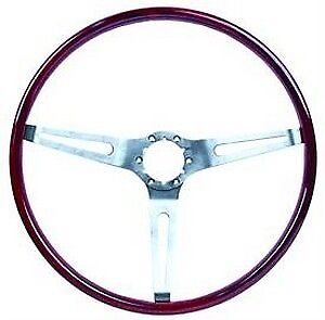 1969 Camaro Rosewood Steering Wheel Best Quality Gm 3960722