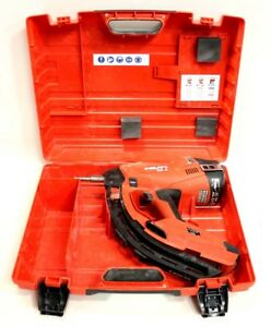 Hilti Gx3 Gas actuated Fastening Tool Nail In Case