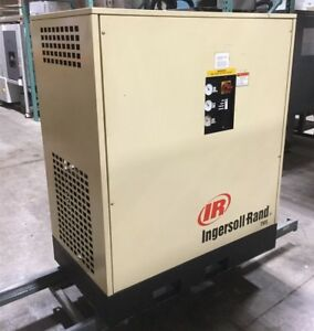 Ingersoll Rand Tms380 Refrigerated Compressed Air Dryer 203psi max 460v 3p 32a
