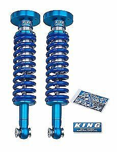 King Shocks 25001 136a Remote Reservoir Coil Over With Adjuster